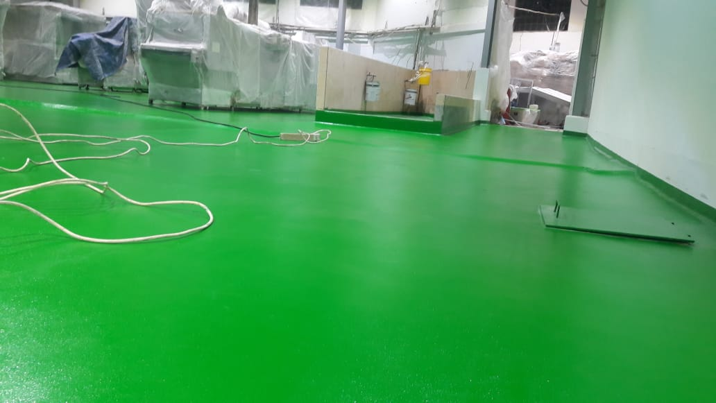 Promo Cat Epoxy Resin, Epoxy Lantai, Cat Epoxy, Cat Epoxy Floor Coating, Jasa Cat Epoxy Lantai, Aplikator Cat Epoxy Lantai, Epoxy Lantai Murah 2020 2021